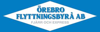 Örebro Flyttningsbyrå Fjärr & Express